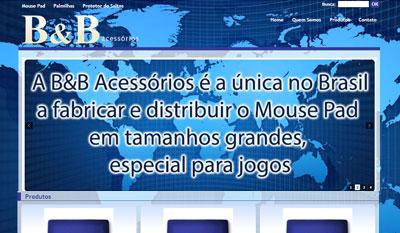 B & B Acessórios - Mousepad para Jogos - Protetor de Sapatos Femininos