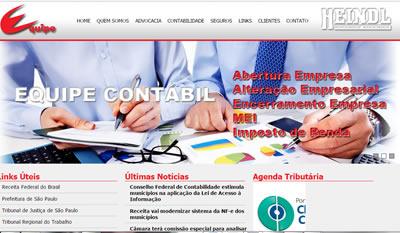 Equipe Contábil e Advocacia - Assessoria Contábil e Jurídica para empresas