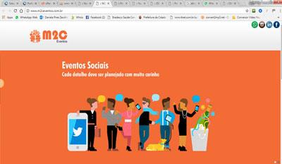 M2C Eventos - Eventos Corporativos - Eventos Sociais - Festa de Empresas - Cerimonial para Casamentos - Cerimonial para Debutantes - São Paulo e Grande São Paulo