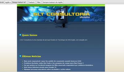 SLT Consultoria em Informática
